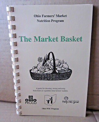 OHIO FARMERS MARKET cookbook choosing vegetables Kohlrabi & Mushroom Barley Soup Mushroom Barley Soup