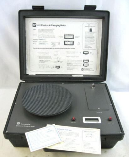 TIF Instruments 9000 Electronic Charging Meter A/C Refrigerant Charging HVAC
