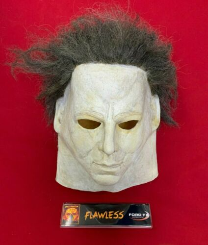 """Ford FX Commissioned Art """"Michael Myers"""" Mask-Flawless Model Rob Zombie Ver."""