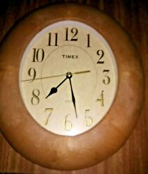 Decorative Home Wall Clock Silent Quartz Timex Clock Rustic