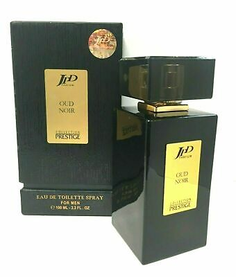OUD NOIR by JEAN PAUL DUPONT PRESTIGE 3.3 oz Eau de Toilette Spray for Men New