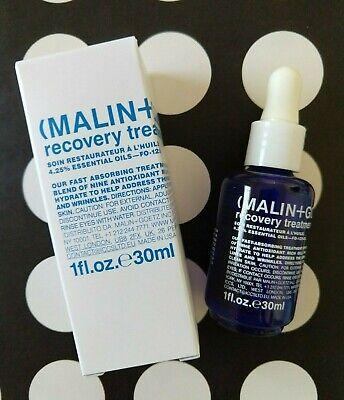 MALIN+GOETZ Recovery Treatment Oil, BNIB Full-Size 1 fl oz. (RV $82)