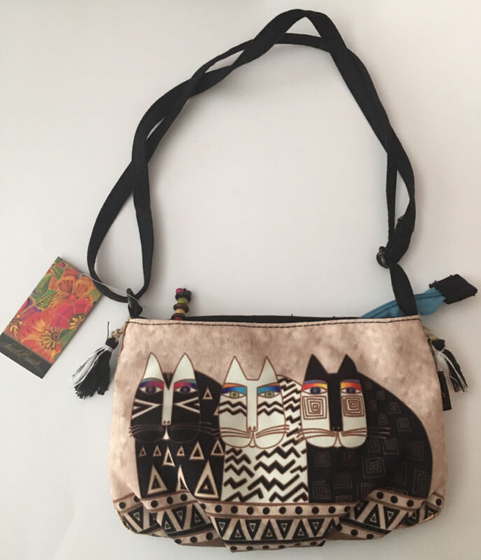 Laurel Burch Kitty Cat Purse