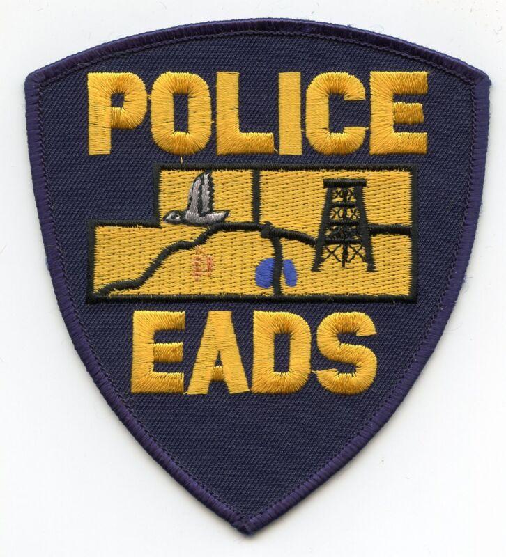 EADS COLORADO CO POLICE PATCH