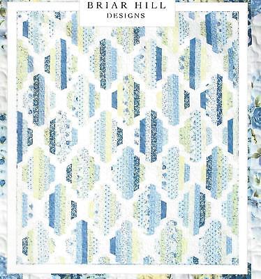 Garden Lattice quilt pattern by Briar Hill Designs for Checkers - Lattice Quilt Pattern