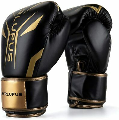 Boxing Gloves for Men & Women, Kickboxing Gloves, Muay Thai, MMA 12OZ