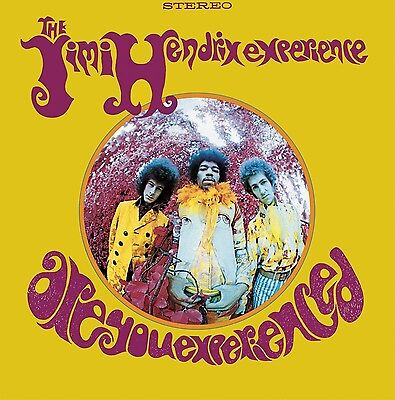 Jimi Hendrix Experience Are You Experienced Debut Album New Sealed Vinyl Lp