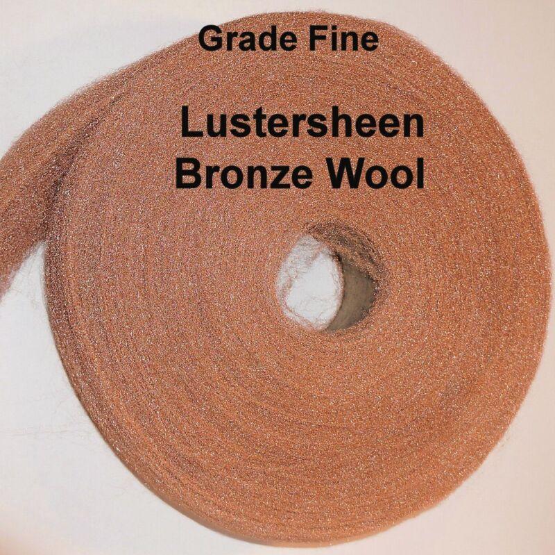 Bronze Wool 5lb Reel - Fine