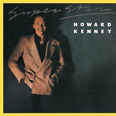 HOWARD KENNEY - SUPERSTAR NEW CD