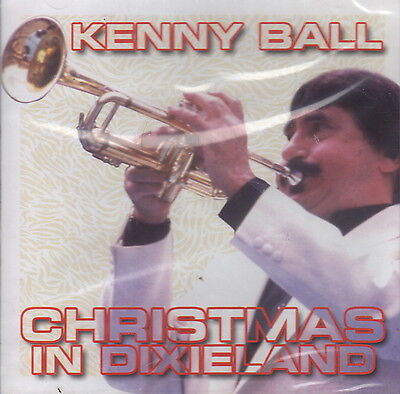 Christmas in Dixieland by Kenny Ball (CD, 2002 Delta) Jazz Brrass/Sealed! ()