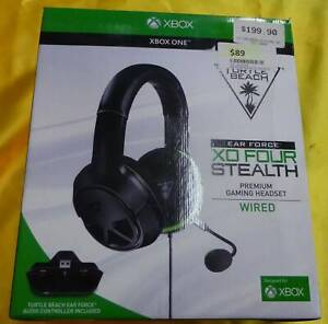 XBOX ONE TURTLE BEACH WIRED HEADSET Campbelltown Campbelltown Area Preview