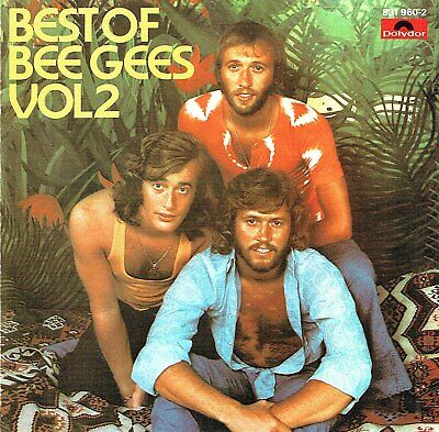 (CD) The Best Of Bee Gees Vol.2 - Saved By The Bell, I.O.I.O., Lonely Days (The Best Of Bee Gees Vol 2)