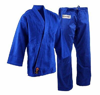 - NEW -  ProForce Gladiator Judo Gi / Uniform - Blue - Size 5
