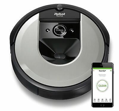 IROBOT Roomba i7 i7156 Staubsaugerroboter Roboter 0.4 l, silber NEU OVP