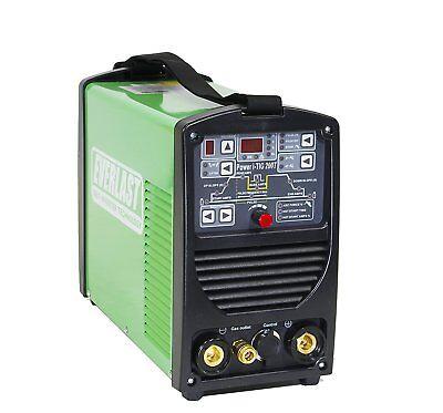 Poweri-tig200t Digital Memory 200amp Dc Tig Pulse Welder 2amp Low Start Everlast