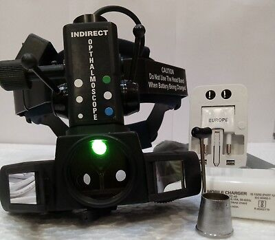 Wireless Binocular Indirect Ophthalmoscope Approved Ophthalmology