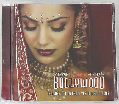 The Best of Bollywood: 15 Classic Hits from Indian Cinema Various Artists CD
