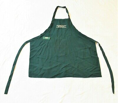 Vintage Hometown Buffet Employee Apron & Nametag Halloween Costume Collectible
