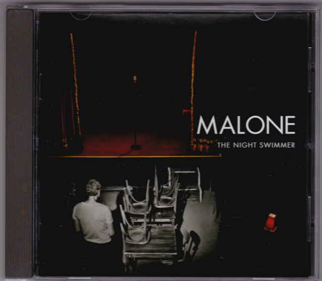 Malone - The Night Swimmer - CD (LCR-M002 Atelier Noir)