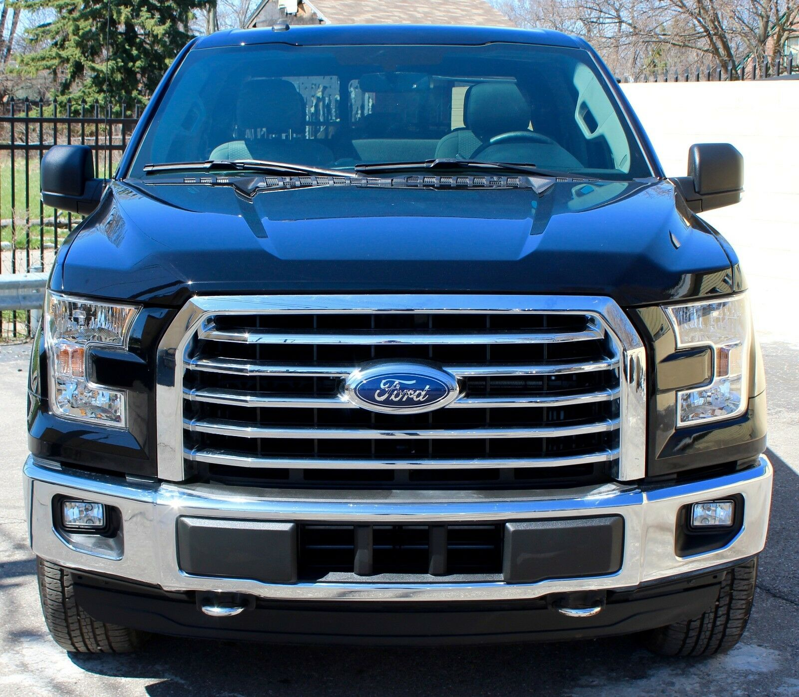 2016 ford f 150 4x4 crew cab reserve used ford f. Black Bedroom Furniture Sets. Home Design Ideas
