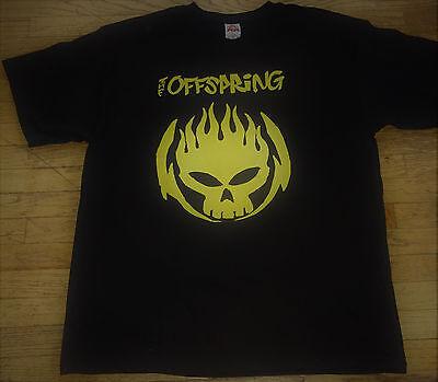 The Offspring Concert Tour T Shirt