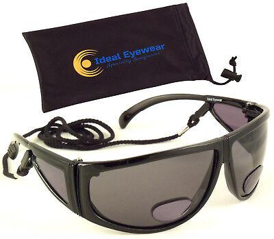 Bifocal Sunglasses Polarized Fishing Tinted Reading Glasses Sun Readers Golf (Polarized Reader Sunglasses)