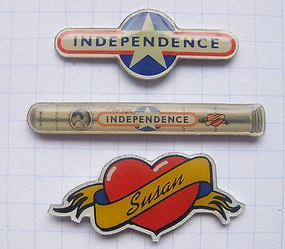 INDEPENDENCE      ...................... Zigarren Pins (108b)