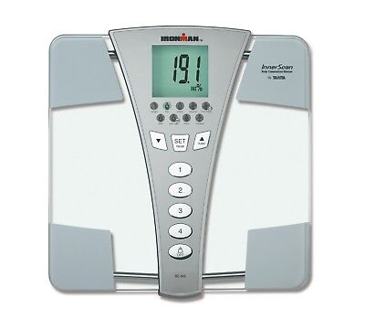 Tanita BC-549 IRONMAN® Body Composition Monitor