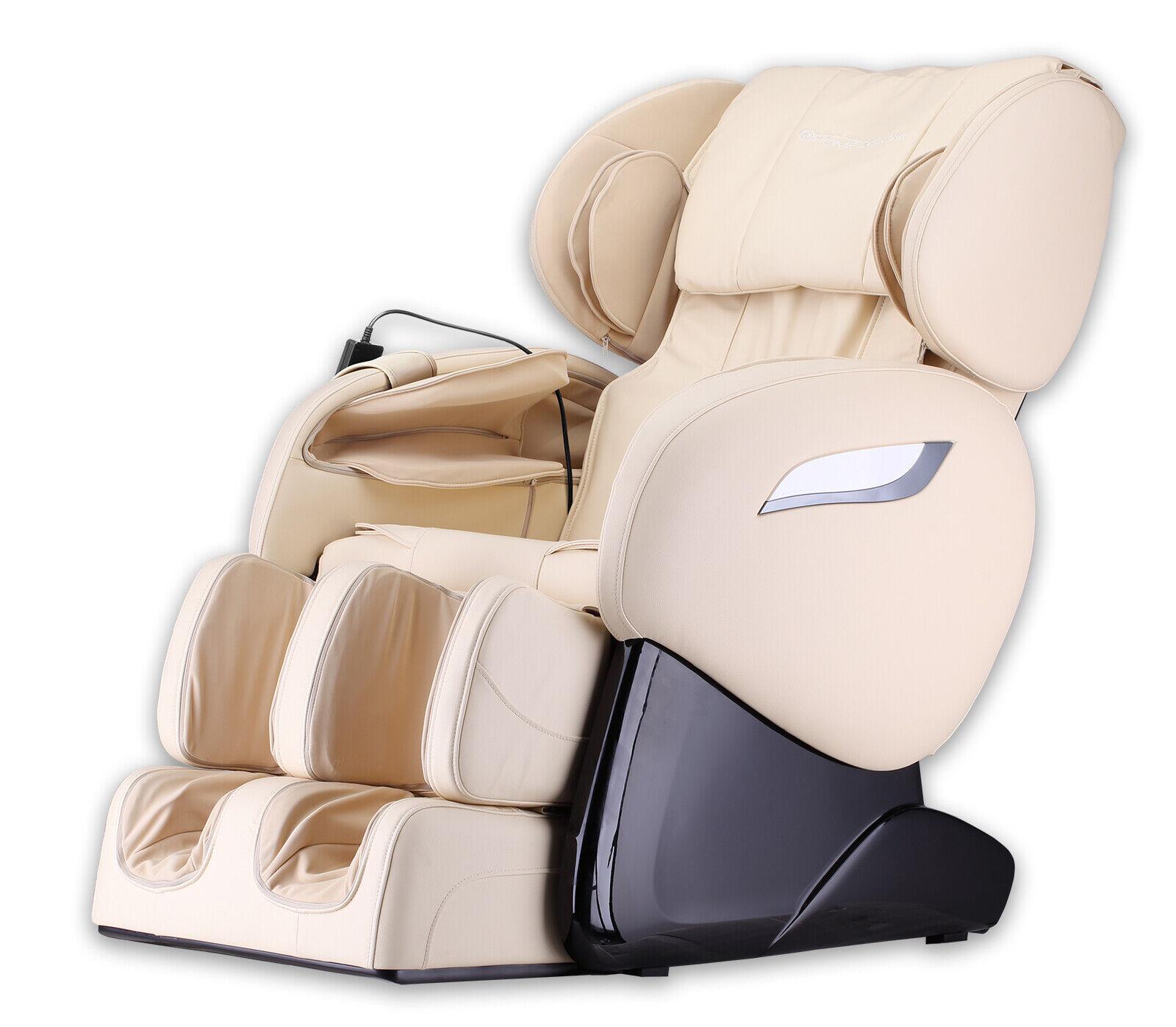 HOME DELUXE Sessel Massagesessel Fernsehsessel Relaxsessel Heizung Shiatsu Neu