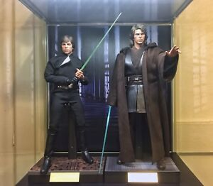 Hot toys Batman Star Wars combo