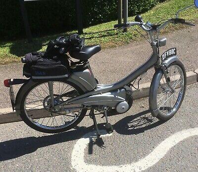Motobecane Mobylette AV42 - 1965 Moped Fully Restored (Motobecane, Raleigh)
