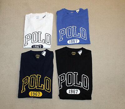Classic Fit Logo T-shirt - NEW Polo Ralph Lauren Big and Tall Polo Logo Classic Fit T Shirt