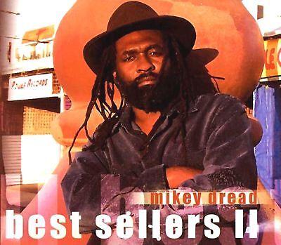 Music CD Mikey Dread Best Sellers II Reggae Roots Dub Factory Sealed Album