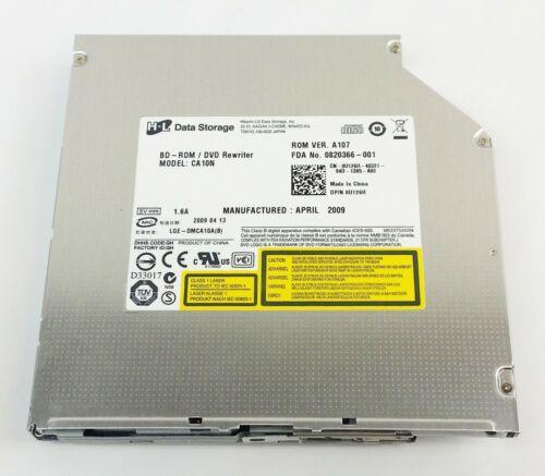 U126H  Dell Dvdrw/ Bd-rom, 4x, 12.7, Sata Drive
