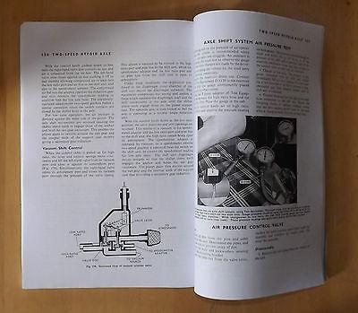 Bedford TK.TJ.Transmission.Prop shaft.Rear Axle.TS.507 Service manual