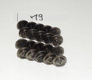 Trix Express Ersatzteile Zubehör --- 66690 Achsen 11 mm 10 Stück --- (19)