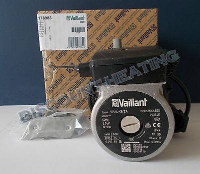 Vaillant Ecotec Plus 824 831 & pro 24 28 178983 pump