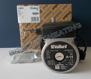 Vaillant Ecotec Plus Pump 178983