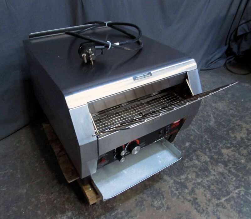 Hatco TQ-1800BA Toast-Qwik Horizontal Conveyor Bun and Bagel Toaster