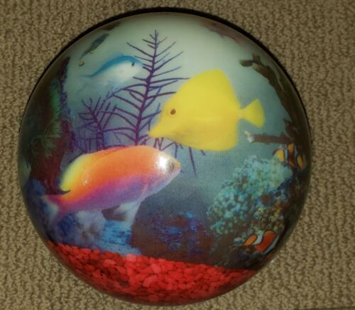 Brunswick 12.7 Lb. Fish Aquarium Viz-a-ball Bowling Ball