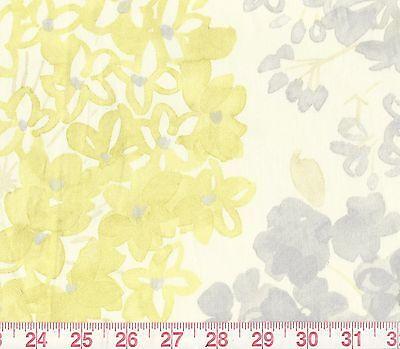 Ткань 100% Cotton Floral Pattern Drapery