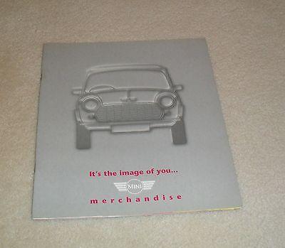 Mini Merchandise Brochure 1996