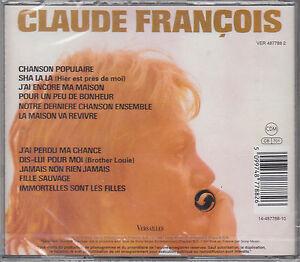 Claude Francois - Chanson Populaire (CD/NEU/OVP)
