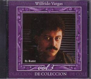 Wilfrido Vargas El baile CD New Nuevo Sealed