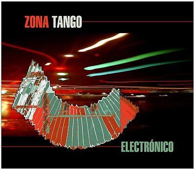 Zona Tango - Electronico Re-Edition - New CD Sealed segunda mano  Embacar hacia Argentina
