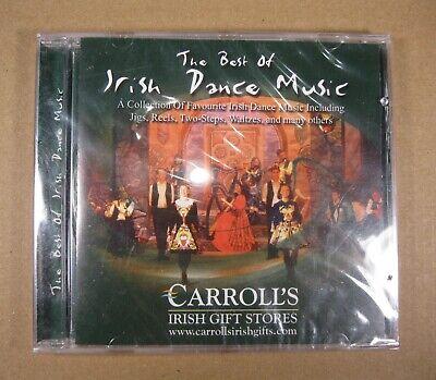 THE BEST OF IRISH DANCE MUSIC (CD) ALBUM - JIGS, REELS, TWO-STEPS,