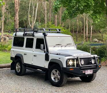 2013 Land Rover Defender 110 (4x4) 6 Sp Manual 4d Wagon Tamborine Mountain Ipswich South Preview