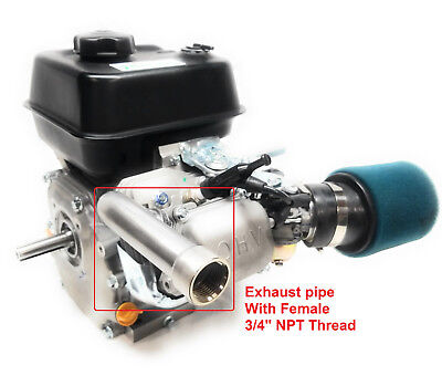 Parts & Accessories - Exhaust Pipe