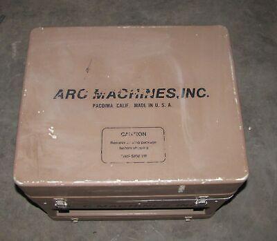 Arc Machines Model 107-4a Orbital Tube Welder 2757