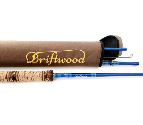 Driftwood Cordura Triangle Fly Rod Tube 6